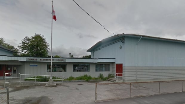 This is one of the Prince Rupert schools where children will be required to learn some of the language of the Tsimshian First Nation.