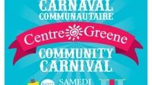 Centre Greene Community Carnival poster
