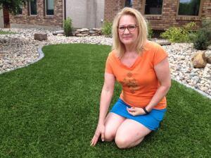 Sherry Maurice Regina grass
