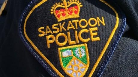 Saskatoon police - patch