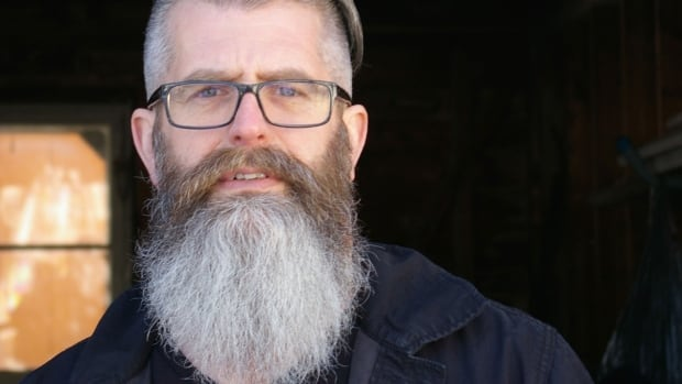 Matt White of Sussex, N.B., has been growing and grooming his beard for 30 years. His line of beard oils is taking off.