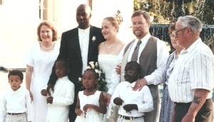 Rachel Dolezal Family Photo