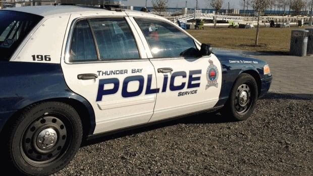 Thunder Bay police have charged the two men allegedly involved in an altercation at a north side home on Wednesday.