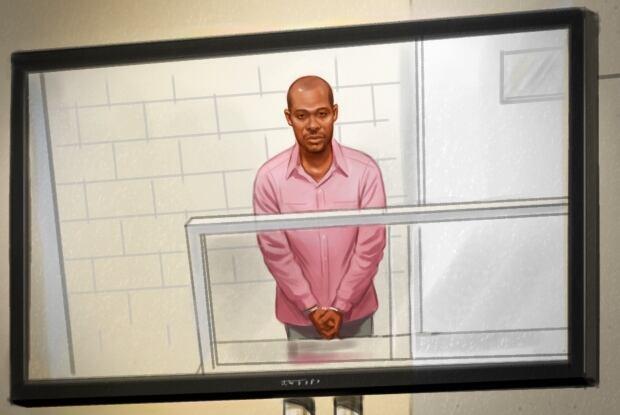 Ali Omar Ader courtroom