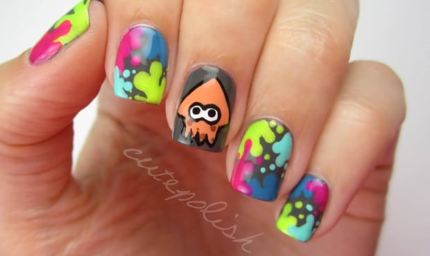 Sandi ball of brookfield nl snags 13 million facebook fans sandi ball nails squid prinsesfo Gallery