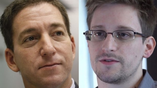 A published report says Britain's MI6 agency has pulled its spies out of 'hostile countries' after Russia and China cracked encrypted files leaked by whistleblower Edward Snowden, right. But journalist Glenn Greenwald, left, calls the report 'hideous' and 'corrupt.'