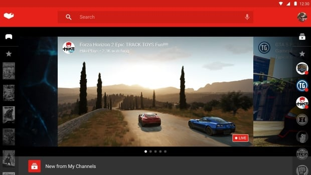 YouTube Gaming is a new app and site specifically aimed at gamers launching this summer.