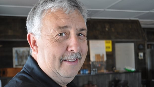 Don Pare, one of four partners who founded Ribstone Creek Brewery during a beer-tent inspired moment in 2006.