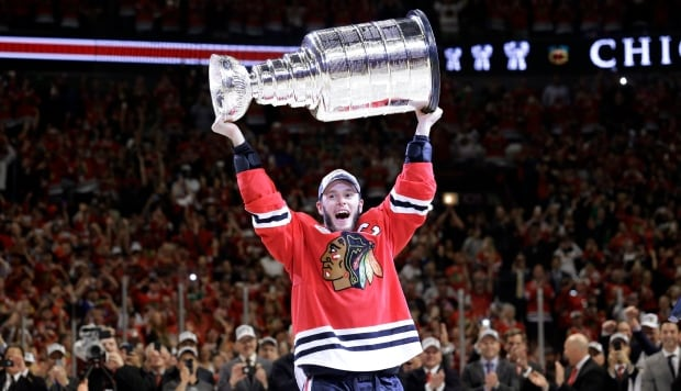 Stanley Cup Blackhawks
