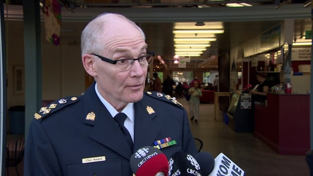 Saskatoon Police Chief Clive Weighill says new Statistics Canada numbers can be linked back to addiction and poverty.