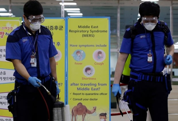South Korea MERS Virus