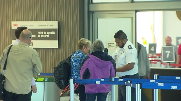 The airports in Toronto and Vancouver, fed up with long lineups for passenger security checks, are paying millions to Ottawa to buy extra screening.