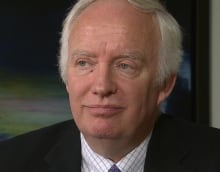 Dr. Galt Wilson, Senior Deputy Registrar, College of Physicians and Surgeons