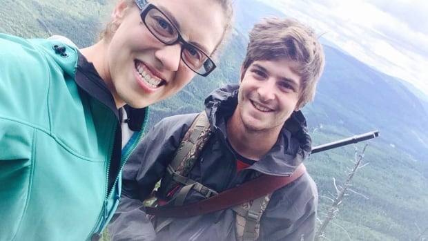 A conservation officer says River and her boyfriend Evan, who surprised a grizzly bear in the mountains near Horsefly, B.C., likely could not have prevented the attack.