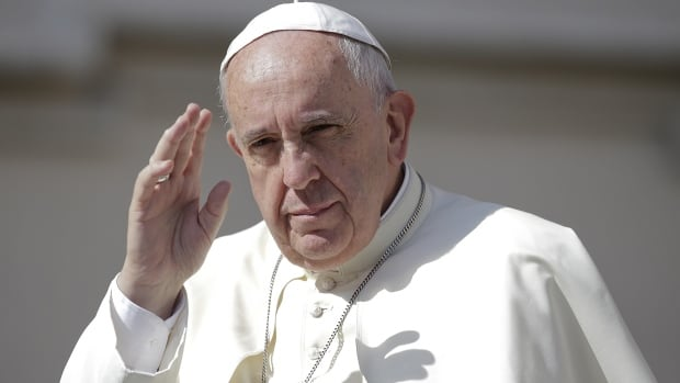 'Many of those who possess more resources and economic or political power seem mostly to be concerned with masking the problems or concealing their symptoms,' wrote Pope Francis in the first papal document dedicated to the environment.
