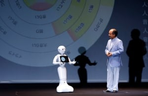 Softbank Robot Pepper