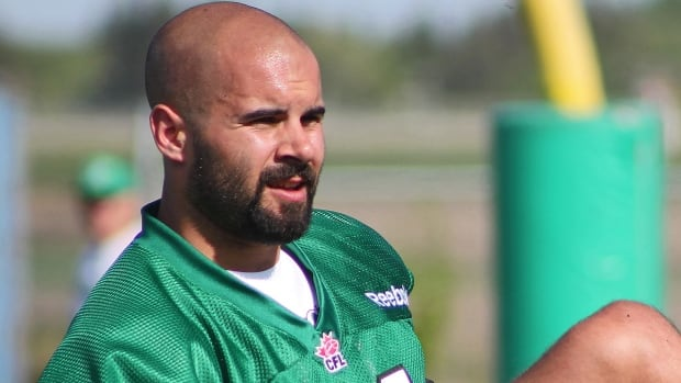 Saskatchewan Roughriders linebacker Shea Emry signed with the team after the Riders traded Ricky Foley to Toronto.