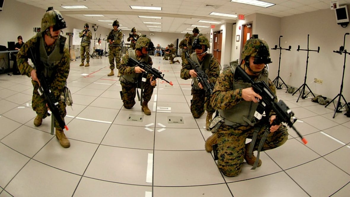 New virtual reality exposure therapy treats soldiers with PTSD ...