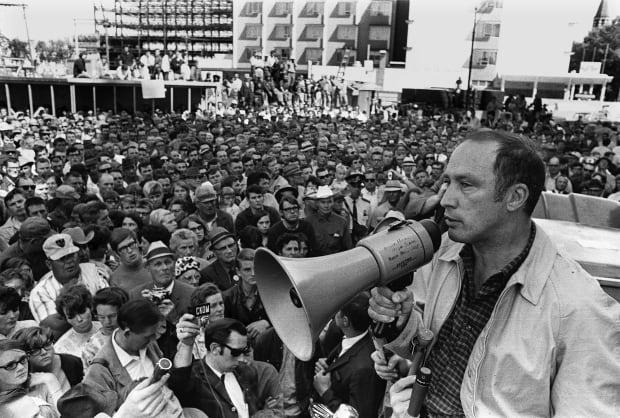 TRUDEAU 1969 omnibus bill decriminalize homosexuality