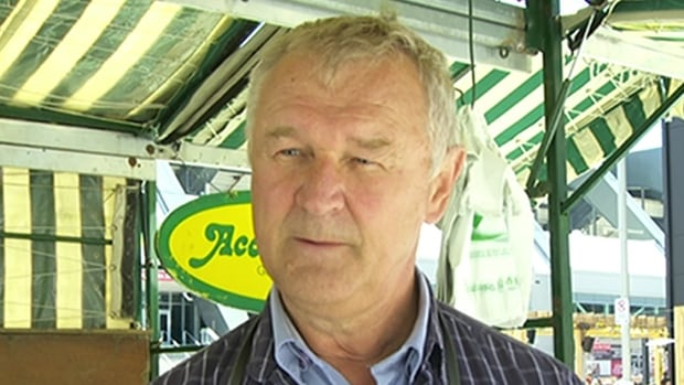 Andy Terauds is vice-president of the Ottawa Farmers' Market and co-owner of Acorn Creek Garden Farm.