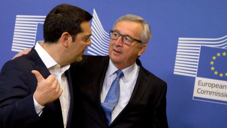 Greece emergency summit seeks to keep country in eurozone ...
