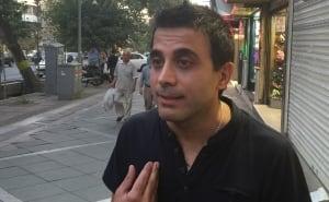 Yasha K, Tehran silver merchant