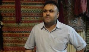 Majid, Tehran carpet seller