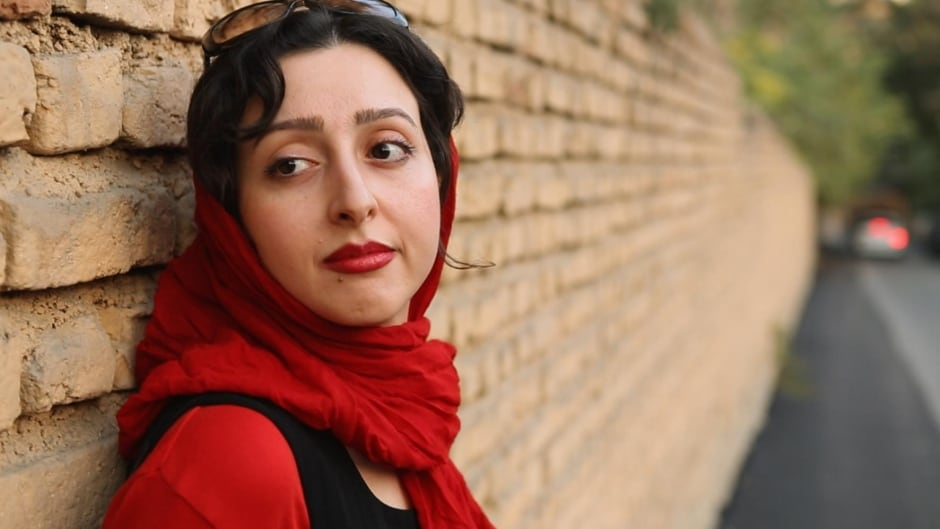 Iranian composer Sara Najafi fears the female voice is fading away in her country.