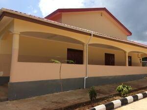 Kivunge, Zanzibar new building