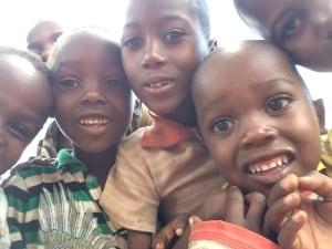 Tanzania children