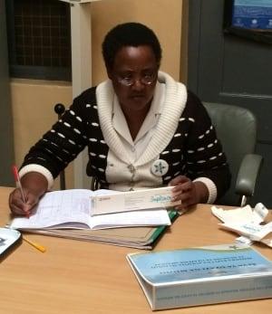 Tanzania nurse