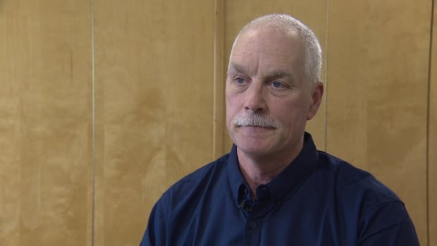 Brian Cameron, general manager of Dairy Farmers of Nova Scotia.