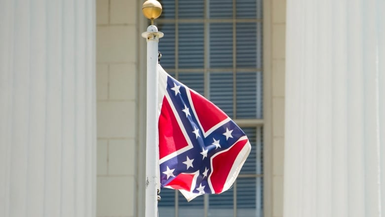 Not Strictly A Symbol Of Racism South Carolina Republican Defends