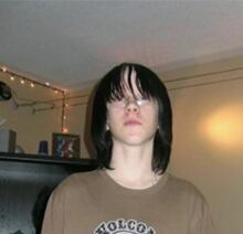 Photo of 14-year-old Aaron Driver