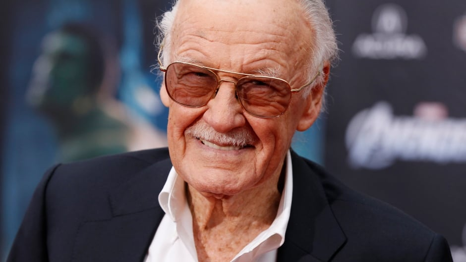 cbc.ca - The Homestretch - Stan Lee talks comic conventions, fans and the 'age of the superhero'