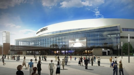 Quebec City arena
