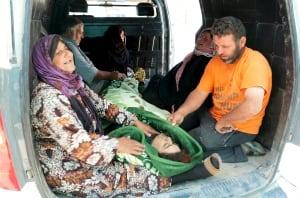 MIDEAST-CRISIS/KOBANI-SYRIA
