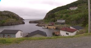 Scenic of Quidi Vidi Village