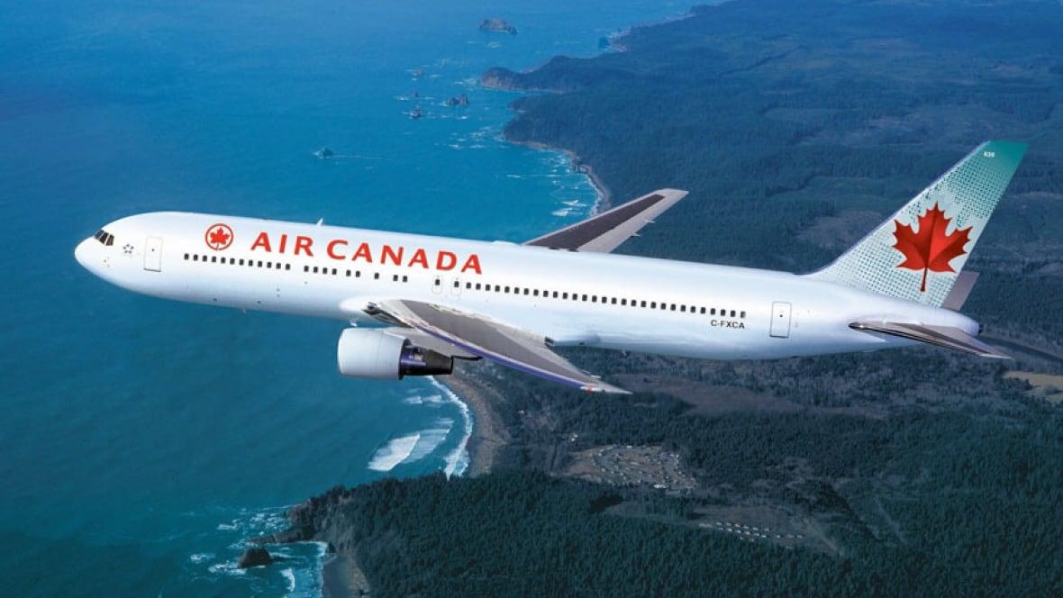 Air Canada Flights To Prince Edward Island From Ottawa