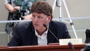 Terry Whitehead at HPSB