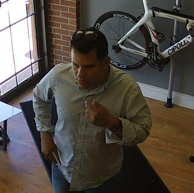 Toronto bike theft suspect