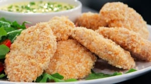Salmonella outbreak linked to breaded chicken products