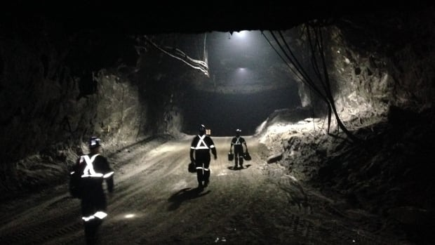 About 500 people work at the salt mine in Goderich, Ont. Now, an abandoned cavern will be used to store compressed air which can be converted into energy during peak energy consumption times.