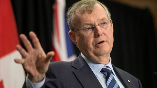 Ed Clark, the former head of TD Bank and now a business adviser to Ontario Premier Kathleen Wynne, says the Greater Toronto Area offers highly-trained talent at a savings when compared to most U.S. jurisdictions.