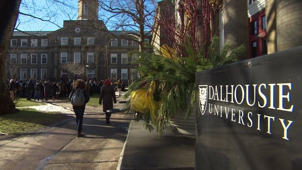 Dalhousie University said it plans to follow the panel's recommendations.