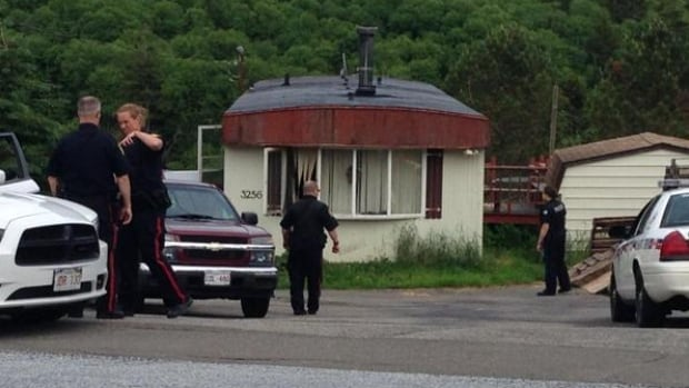 Saint John police responded to a request for a wellness check at the home on Red Head Road around 4 p.m. on Monday.