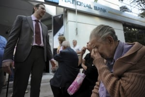 greece grexit banks