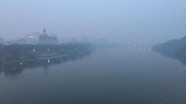 Smoky conditions should stay in Saskatoon and other parts of the province for days to come.