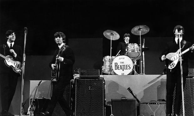 Beatles in Montreal