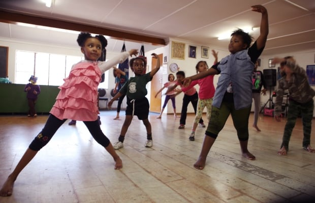 South Africa Dance Studio